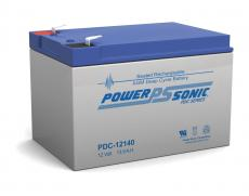 Power-Sonic Deep Cycle 12V 14AH