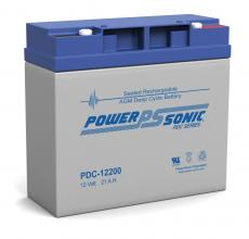 Power-Sonic Deep Cycle 12V 21AH