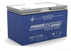 Power-Sonic Deep Cycle Gel 12V 100AH