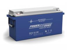 Power-Sonic Deep Cycle Gel 12V 140AH